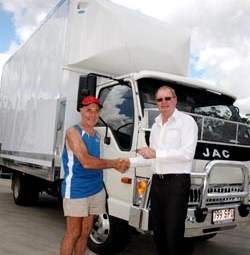 JAC J65 light-duty truck