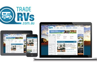 TRADE YOUR RV RIG ONLINE AND IN PRINT