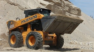 Tutt Bryant and Mustang gears up for launch of world's most powerful skid steer loader