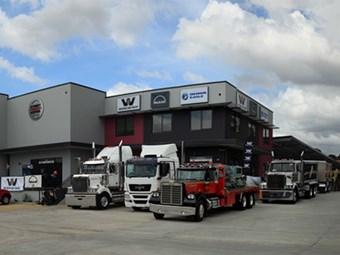 MAN introduce New Sydney Truck Centre
