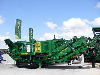 McCloskey eyes Bauma to showcase new product features