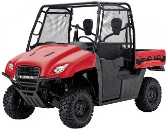 Honda slashes price for Big Red MUV700