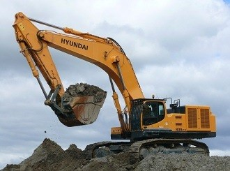 Hyundai expands Dash 9 excavator family