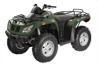 Arctic Cat claws its way into Australia