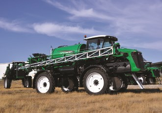 Goldacres expands self-propelled sprayer range