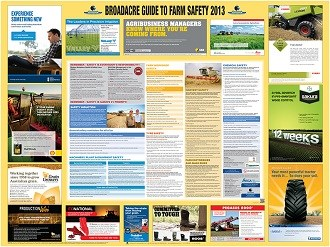 Pro-Visual releases new broadacre and cotton farming safety guides