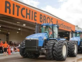 Ritchie Bros gives you tips on buying and selling used machinery