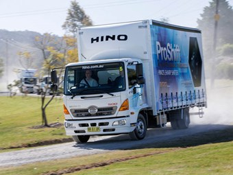 Hino ProShift 6 transmission | Review
