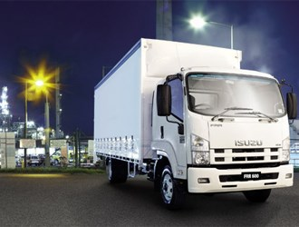 Isuzu massages major light and medium models