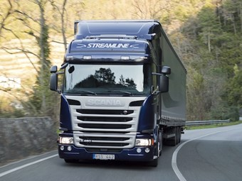 Scania brings back the Streamline