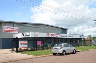 Toyota sets up shops in Darwin and Townsville