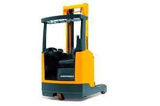 Jungheinrich reveals new reach truck at IMHX