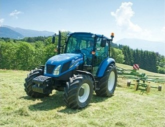 New Holland releases T4 Powerstar compact tractor range