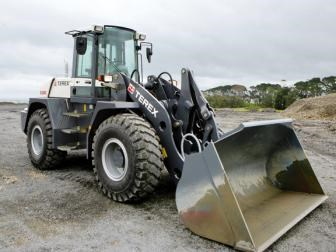 Field test: Terex TL260 loader