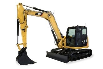 Caterpillar introduces new 308E2 mini excavator
