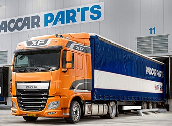 DAF's new Euro 6 XF Low Deck Prime Mover