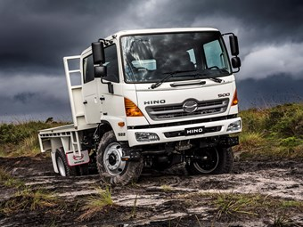 New Automatic Transmission from Hino and Allison