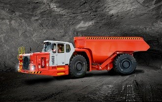 "New Sandvik mining truck ""safest ever built"""