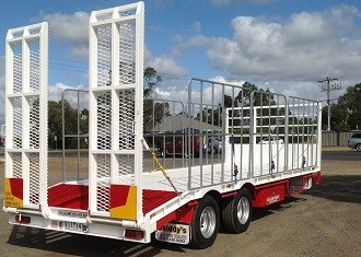 "Dean Trailers and Skiddy join forces to produce ""safest, strongest"" trailers"