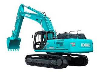 Kobelco unleashes new greener, safer excavator
