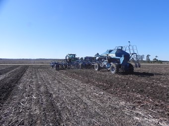 Tillage sales sees silver lining