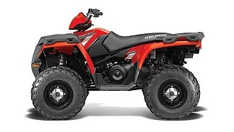 Polaris release heavy duty Sportsman 500 H.D ATV