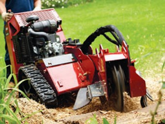 Toro's Hydraulic STX-38 Stump Grinder