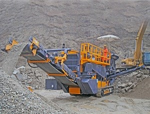 Semco takes on crushing and screening