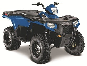 Polaris Hawkeye 400 goes HD