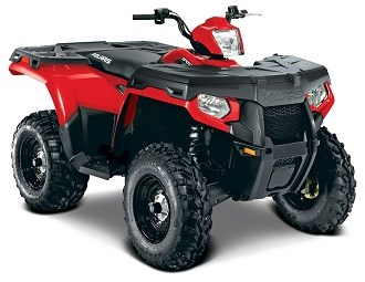 Polaris slashes Sportsman 500 H.D. RRP