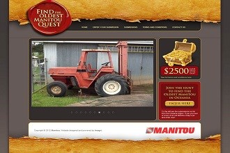 Manitou Australia hunts for oldest machine in Oceania