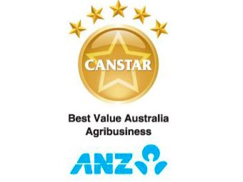 ANZ wins CANSTAR Agribusiness award