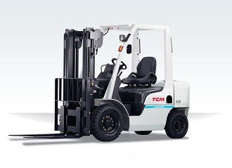 NTP launches new TCM forklift range