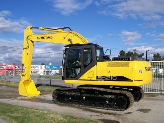 Sumitomo rolls out Dash 6 series excavators