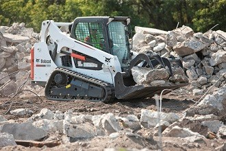 Bobcat launches new M-series loaders