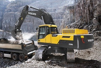 Volvo launches new 35-tonne excavator