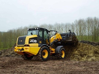 JCB launches unique articulated telescopic handler
