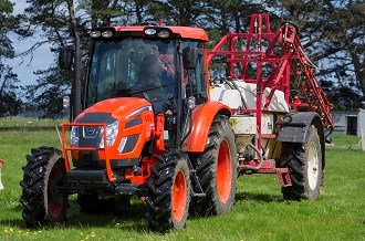 Tested: Kioti PX1002 tractor