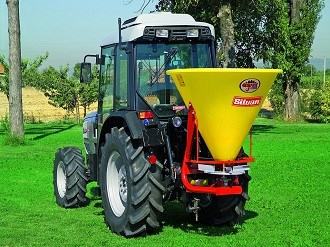 Silvan launches spreader for smaller applications