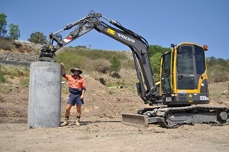 Doherty couplers provide precision for excavation business