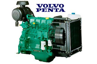 CJD appointed official Volvo Penta industrial engine distributor