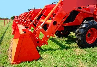 Hay equipment and midsize tractor sales surge