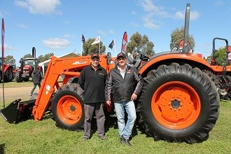 KV Equipment takes up Kioti dealership in Bendigo