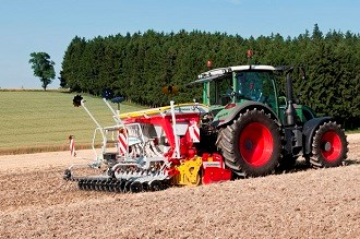 Pottinger unveils smart seeder