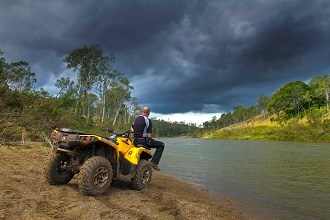 Tested: Can-Am Outlander DPS 500 ATV