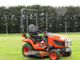 Tested: Kubota BX25D sub compact tractor