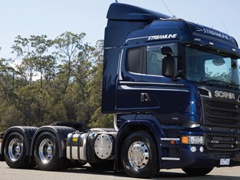 Scania Streamline G- And R-Series truck review
