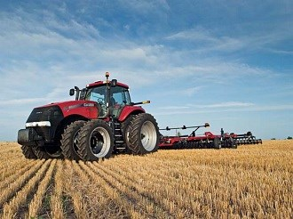 Case IH expands Magnum range