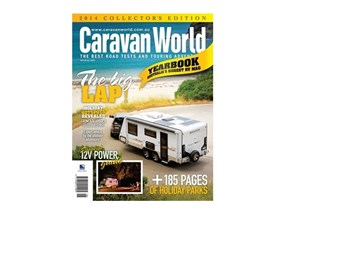 2014 CARAVAN WORLD YEARBOOK OUT NOW
