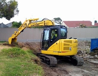TBE launches new Sumitomo excavator